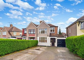 Thumbnail 3 bed semi-detached house for sale in King Harolds Way, Bexleyheath, Kent