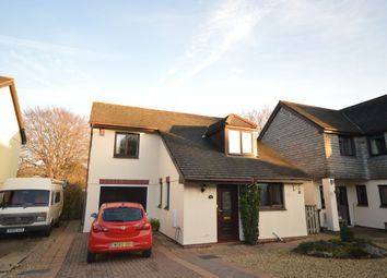 Thumbnail 3 bed detached house to rent in Emmetts Park, Ashburton, Newton Abbot