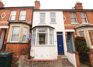 Thumbnail 3 bed terraced house for sale in Amherst Road, Earley, Reading