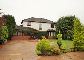 Thumbnail 5 bed detached house for sale in Newfield Drive, Kingstown, Carlisle, Cumbria