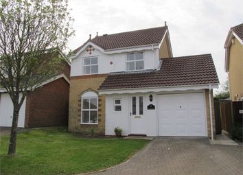 Thumbnail 3 bed detached house to rent in Highdowns, Hatch Warren, Basingstoke