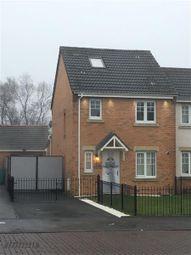 Thumbnail 3 bed semi-detached house for sale in Sherwood Road, Glenboig, Coatbridge