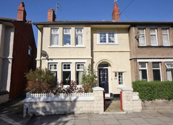 Thumbnail 3 bed terraced house for sale in Annesley Road, Wallasey, Wirral