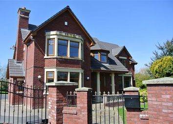 Thumbnail 4 bed detached house for sale in Oaklands, Laundry Road, Blackpool