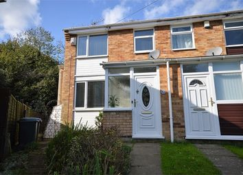 Thumbnail 2 bedroom end terrace house for sale in Hillfray Drive, Whitley, Coventry, West Midlands