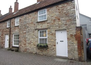 Thumbnail 2 bed end terrace house to rent in Union Street, Wells