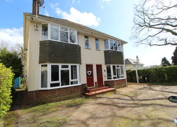 Thumbnail 2 bed property for sale in Stuart Road, Highcliffe, Christchurch, Dorset
