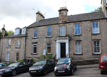 Thumbnail 2 bed flat to rent in Princes Street, Stirling