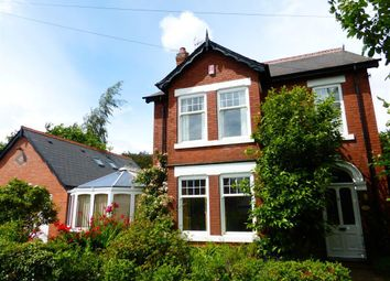 Thumbnail 4 bed detached house to rent in Western Road, Mickleover, Derby