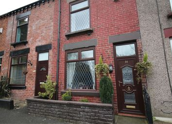 Thumbnail 2 bed terraced house for sale in Mitre Street, Astley Bridge, Bolton, Lancashire
