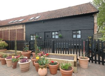 Thumbnail 1 bed barn conversion to rent in Clamp Farm Barn, Creeting St Mary, Suffolk