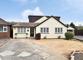 Thumbnail 4 bedroom detached bungalow for sale in Brookside Crescent, Cuffley