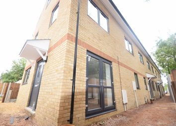 Thumbnail 3 bed terraced house to rent in High Street, Bushey