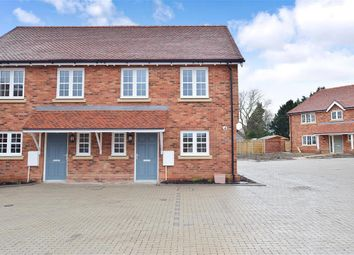 Thumbnail 3 bed semi-detached house for sale in Tolhurst Way, Maidstone Road, Lenham, Maidstone, Kent
