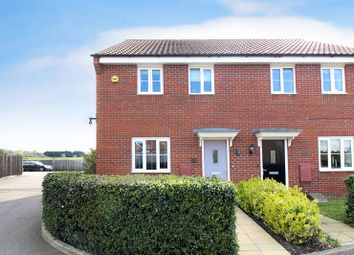 Thumbnail 3 bed semi-detached house for sale in Tamarisk Drive, Caister-On-Sea, Great Yarmouth