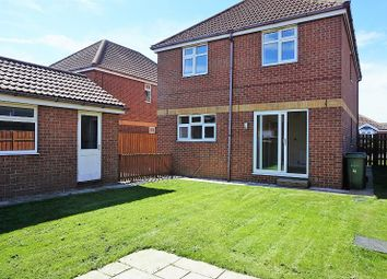 Thumbnail 4 bed detached house for sale in Meadow Drive, Burstwick, Hull