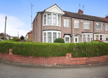 Thumbnail 3 bedroom end terrace house for sale in Middlemarch Road, Radford, Coventry, West Midlands