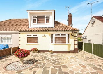 Thumbnail Semi-detached bungalow for sale in Waltham Road, Rayleigh
