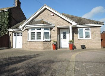 Thumbnail 3 bed detached bungalow for sale in Clacton Road, St. Osyth, Clacton-On-Sea