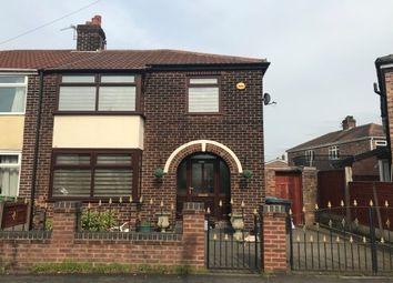 Thumbnail 3 bed semi-detached house to rent in Moss Road, Warrinton