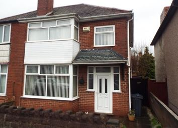 Thumbnail 3 bed semi-detached house for sale in Bordesley Green East, Stechford, Birmingham, West Midlands