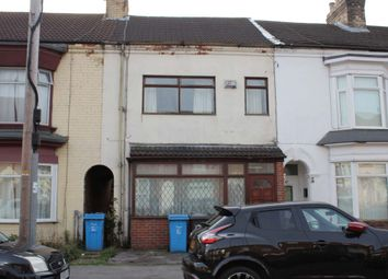 4 bed terraced house for sale in Jalland Street, Hull HU8