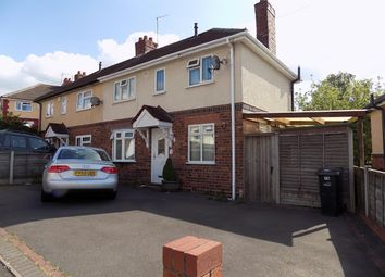 Thumbnail 3 bedroom semi-detached house to rent in Brierley Hill, West Midlands