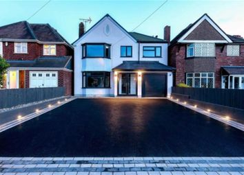 Thumbnail 4 bed detached house for sale in Portland Road, Aldridge, Walsall