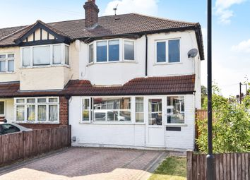 Thumbnail 3 bed end terrace house for sale in Hawkhurst Road, London