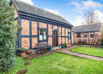 Thumbnail 2 bed detached house for sale in Nantwich Road, Wrenbury, Nantwich