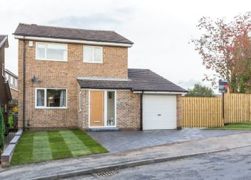 Thumbnail 3 bed detached house for sale in Poynton Wood Glade, Sheffield, South Yorkshire