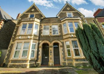 Thumbnail 3 bed flat to rent in Llandaff Road, Canton, Cardiff