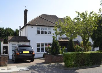 Thumbnail 4 bedroom semi-detached house to rent in Forestdale, London