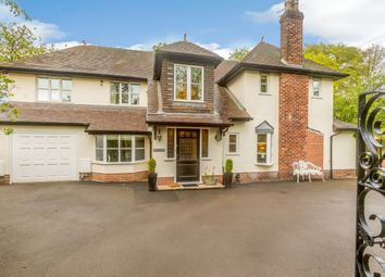 Thumbnail 4 bed detached house for sale in The Paddock, Manchester, Greater Manchester