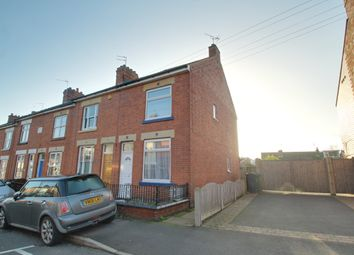Thumbnail 2 bed end terrace house to rent in Albion Street, Anstey, Leicester