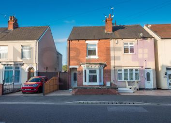 Thumbnail 3 bed semi-detached house for sale in Owston Road, Doncaster