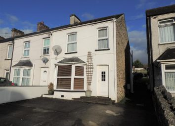 Thumbnail 3 bed end terrace house for sale in Par Lane, St. Blazey Gate, Par