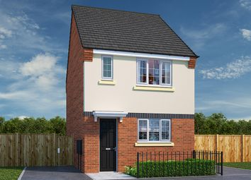 """Thumbnail 3 bed property for sale in """"The Laskill"""" at Wellington Road, Northwood, Stoke-On-Trent"""
