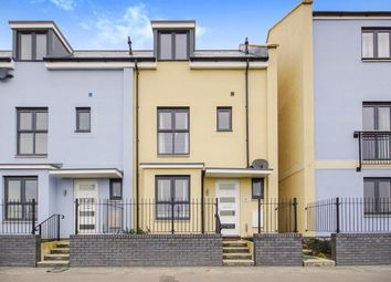 Thumbnail 4 bedroom town house for sale in Eighteen Acre Drive, Charlton Hayes, Bristol