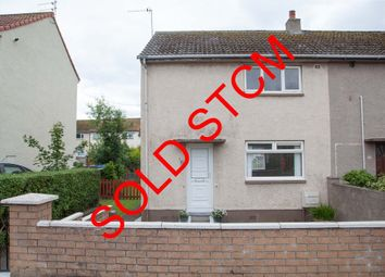 Thumbnail 2 bed end terrace house for sale in Burns Avenue, Saltcoats