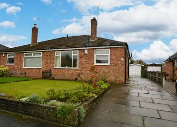 Thumbnail 2 bed semi-detached bungalow to rent in Eastleigh Road, Heald Green, Cheadle