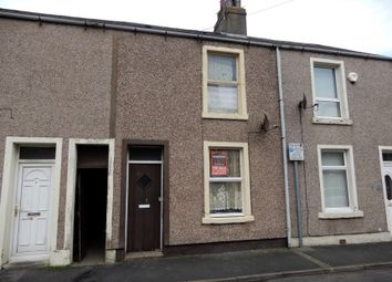 Thumbnail 2 bed terraced house for sale in 22 Roper Street, Workington, Cumbria