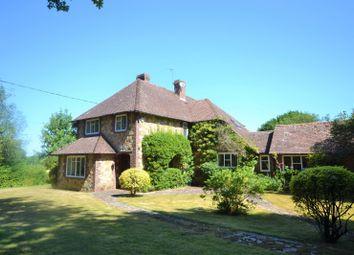 Gay Street Lane, Pulborough, West Sussex RH20. 5 bed farmhouse