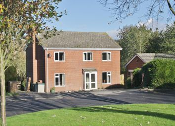 Thumbnail 4 bed detached house to rent in Copper Beeches Close, Much Dewchurch, Hereford