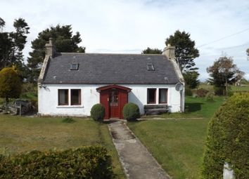 Thumbnail 2 bed cottage for sale in Broomton Cottage, Wester Balintore