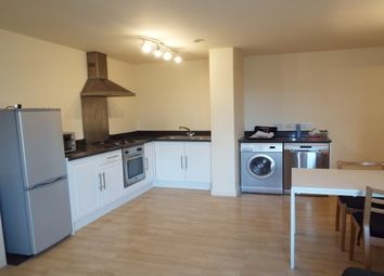 Thumbnail 2 bed flat to rent in Raleigh Square, Raleigh Street, City Centre