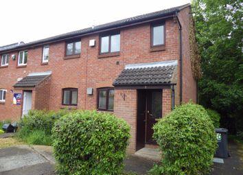 Thumbnail 1 bedroom flat to rent in Oakwood Road, Westlea, Swindon