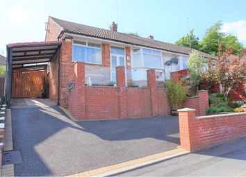 Thumbnail 2 bed semi-detached bungalow for sale in Coulsden Drive, Manchester