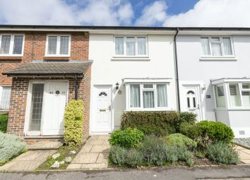 Thumbnail 2 bed terraced house for sale in Woodfield Close, Tangmere, Chichester