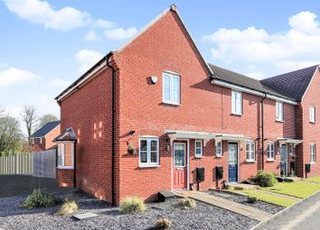Thumbnail 2 bed semi-detached house for sale in Meredith Road, Ashby-De-La-Zouch